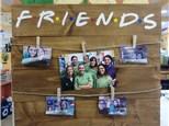 Family Board Art - Friends Photo Holder Board - 02.02.19