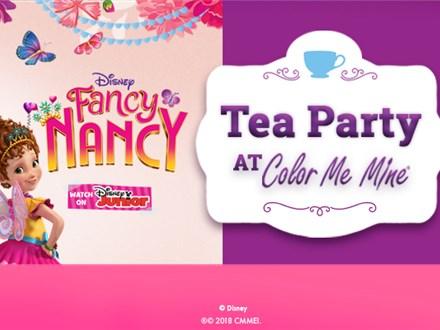 Fancy Nancy Fancy Tea Party!