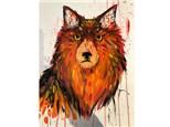 Winter Coat Wolf