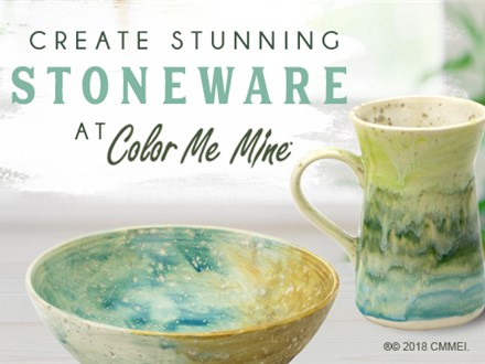 Farm to Table - Stoneware Class - October 11th