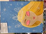 Ice Princess Canvas during Feb Vacation 2/19/20