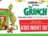 Grinch Kids Night Out