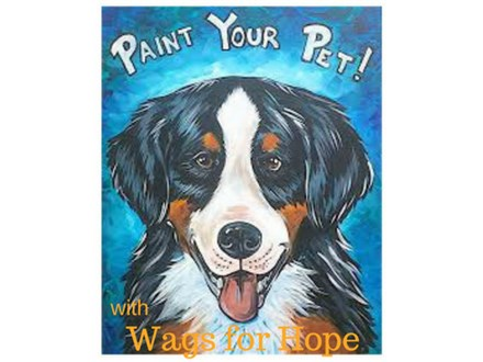 Wags for Hope Fundraiser!