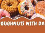 Doughnuts With Dad - Pottery Painting - 06.21.20