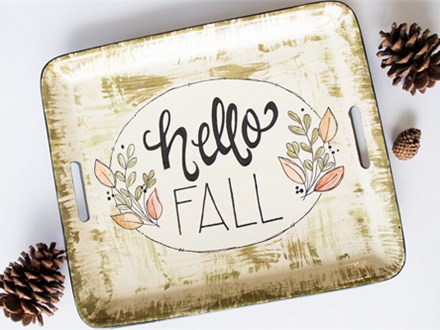 Adult Class: Thanksgiving Platters - November 2 @6pm