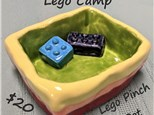 Clay Lego Bowl 2020 Summer Camp Project