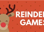ULTIMATE Parent/Child Holiday Nailed It! The Reindeer Games (Dec. 18th)