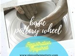 Basic Pottery Wheel