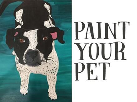 Brush & Mingle: Paint Your Pet - August 24