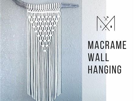 Macrame Wall Art