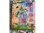 Sunflower Paint Class - WR