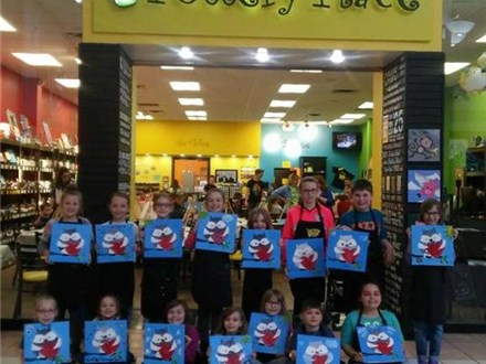 Kids Canvas Party