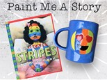 Paint Me A Story: A Bad Case of the Stripes