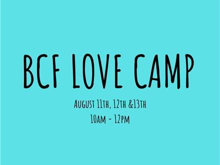 BCF LOVE
