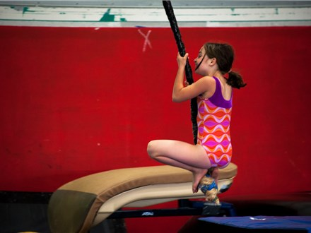 Summer Birthdays at Northshore Gymnastics