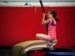Summer Birthdays at Northshore Gymnastics