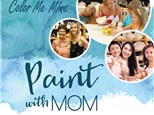 Paint with Mom - May 2, 2021 at Color Me Mine Torrance