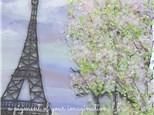 Eiffel Tower Fused Glass Class
