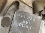 Coffee and Clay-Design a set of Hand-built coffee Mugs Saturday May 18th 10am