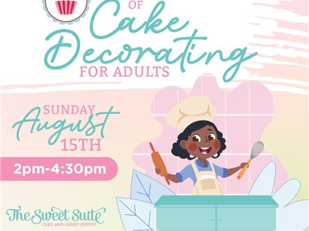 The Basics of Cake Decorating for Adults