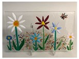 Mt. Washington Floral Glass Dish Workshop - July 25th