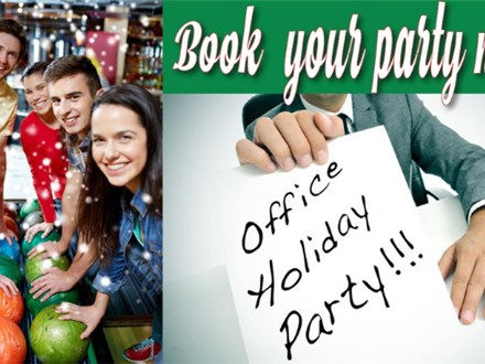 STRIKE - Company Party Package