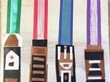 Kid's Board Art - Multi Media Light Sabers - Morning Session - 01.31.18