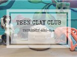 Teen Clay Club