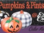 Pumpkins and Pints October 28th