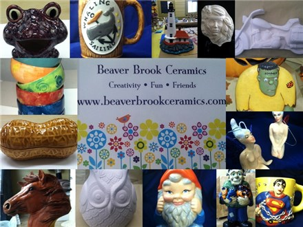 September Adult Beginner Ceramic Class   Tuesday Night