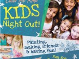 Kids Night Out - Saturday, April 10th: 5:00-7:00pm