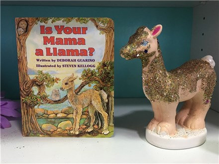 Pre-School Storytime Is Your Momma A Llama