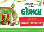 Grinch Ornament Painting Party
