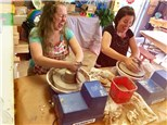 Pottery Wheel Workshop - Morning Session - 01.10.19