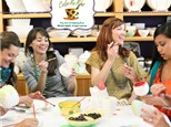 Adult Ceramic Painting Party