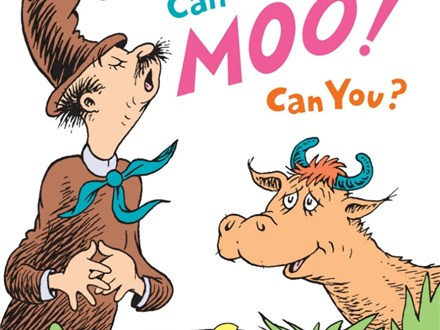 Story Time - Mr. Brown Can Moo!  Can You? - Evening Session - 03.18.19