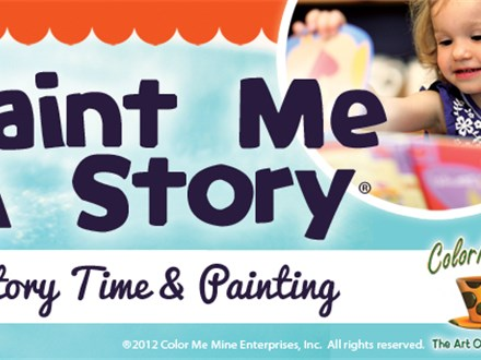 Paint Me A Story - Dragons Love Tacos - April 9