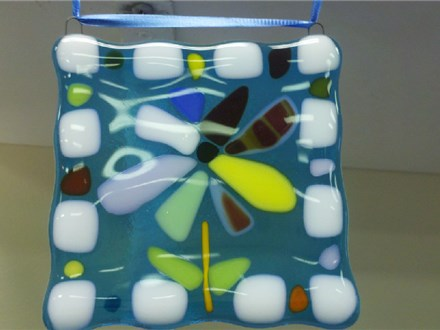 Fused Glass Birthday Party Package - Trivet Project