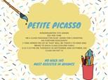 Petite Picasso: Mixed Media