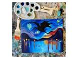 Dragon Paint Class