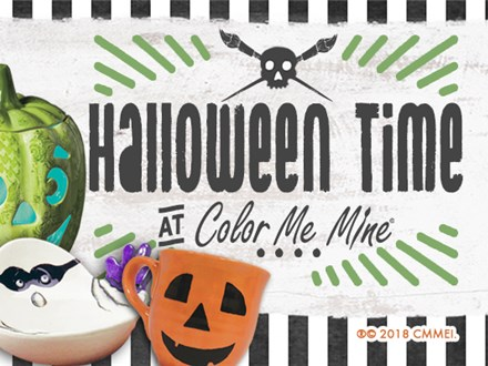 Halloween Party! Saturday, October 27th