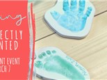 PERFECTLY PRINTED SPRING CLAYPRINT EVENT 3/18 @ The Pottery Patch