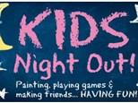 Kids Night Out - Pumpkin Palooza  - October 19th