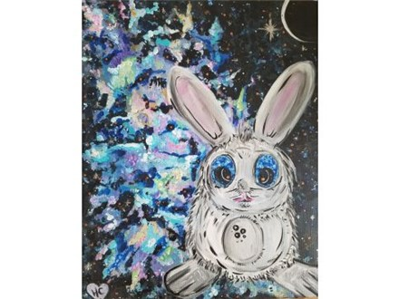 Space Bunny!