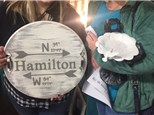 "Class at Front Room on 7th ""Hamilton Tray!"""