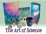 SUMMER CAMP: July 9-13 - THE ART OF SCIENCE