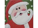 Kids' Canvas Class!  Jolly Santa!  12/17/16