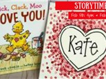 Storytime - Click Clack Moo
