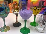 Private - Anderson Wine Glass Painting Night