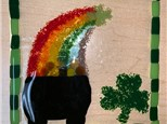 St. Patrick's Day Glass Class for Kids - March 8th